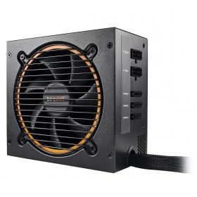 be quiet! Pure Power 11 500W CM power supply unit 20+4 pin ATX ATX Black