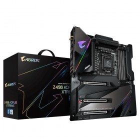Gigabyte Z490 AORUS XTREME motherboard Intel Z490 Express LGA 1200 Extended ATX