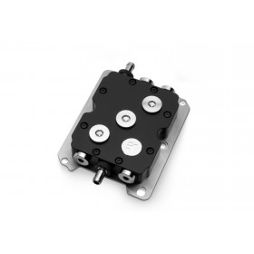 EK Water Blocks 3831109813911 ventilador de PC Procesador Bloque de agua Negro, Metálico