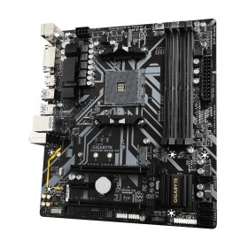 Gigabyte B450M DS3H V2 carte mère AMD B450 Emplacement AM4 micro ATX