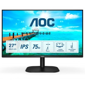 "AOC B2 27B2DA LED display 68,6 cm (27"") 1920 x 1080 Pixeles Full HD Negro"