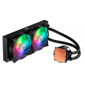 Cooler Master MASTERLIQUID ML240R RGB raffredamento dell'acqua e freon