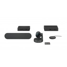 Logitech Rally video conferencing system 10 person(s) Ethernet LAN Group video conferencing system