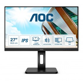 "AOC 27P2Q LED display 68.6 cm (27"") 1920 x 1080 pixels Full HD Black"