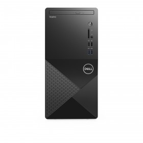 DELL Vostro 3888 DDR4-SDRAM i3-10100 Mini Tower Intel® Core™ i3 Prozessoren der 10. Generation 8 GB 256 GB SSD Windows 10 Pro