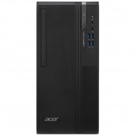 Acer Veriton VES2740G DDR4-SDRAM i3-10100 Mini Tower Intel® Core™ i3 Prozessoren der 10. Generation 4 GB 256 GB SSD Endless OS
