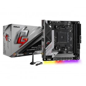 Asrock B550 Phantom Gaming-ITX a AMD B550 Socket AM4 mini ITX