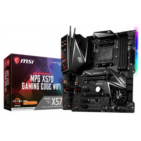 MSI MPG X570 Gaming Edge WIFI AMD X570 Emplacement AM4 ATX