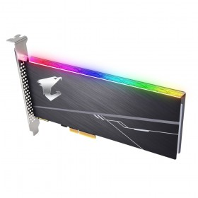 Gigabyte AORUS RGB AIC Full-Height/Half-Length (FH/HL) 512 GB PCI Express 3.0 3D TLC NVMe