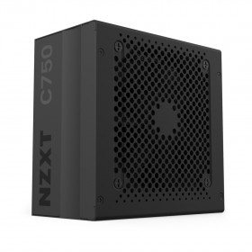NZXT C750 power supply unit 750 W 24-pin ATX ATX Black