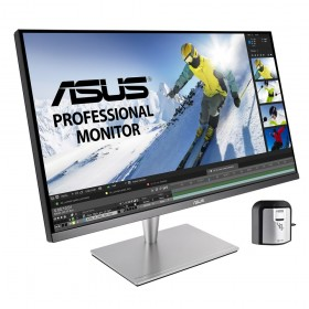 "ASUS PA32UC-K 81.3 cm (32"") 3840 x 2160 pixels 4K Ultra HD LED Black, Grey"