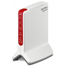 AVM 20002843 FRITZ!Box 6820 International router wireless Gigabit Ethernet Banda singola (2.4 GHz) 3G 4G Bianco