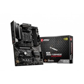 MSI MAG B550 TORPEDO placa base AMD B550 Zócalo AM4 ATX