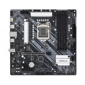 Asrock Z590M Phantom Gaming 4 Intel Z590 LGA 1200 micro ATX