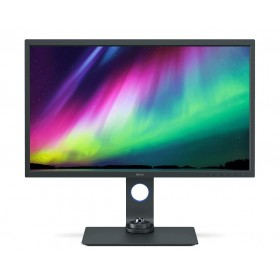"Benq SW321C 81.3 cm (32"") 3840 x 2160 pixels 4K Ultra HD LED Grey"
