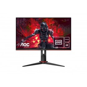 "AOC G2 Q27G2U BK monitor piatto per PC 68,6 cm (27"") 2560 x 1440 Pixel Quad HD LED Nero"