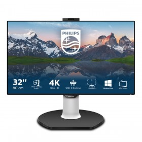 Philips P Line Monitor LCD con base USB-C 329P9H 00