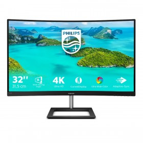 "Philips E Line 328E1CA 00 LED display 80 cm (31.5"") 3840 x 2160 Pixel 4K Ultra HD LCD Nero"