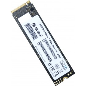 S3+ S3SSDD960 disque SSD M.2 960 Go PCI Express 3.0 TLC NVMe