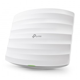 TP-LINK EAP225 router inalámbrico Gigabit Ethernet Doble banda (2,4 GHz   5 GHz) Blanco