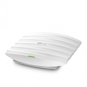 TP-LINK EAP225 router inalámbrico Gigabit Ethernet Doble banda (2,4 GHz / 5 GHz) Blanco