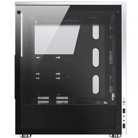 Jonsbo C5 Small Form Factor (SFF) Silber