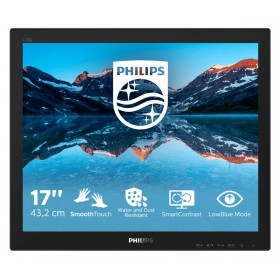 "Philips 172B9TN 00 computer monitor 43.2 cm (17"") 1280 x 1024 pixels HD LCD Black"