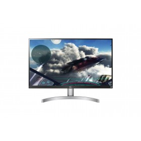"LG 27UL600-W LED display 68.6 cm (27"") 3840 x 2160 pixels 4K Ultra HD Black, White"