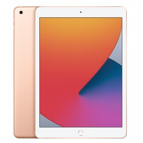 Apple iPad 128 GB 25,9 cm (10.2 Zoll) Wi-Fi 5 (802.11ac) iPadOS Gold