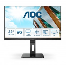 "AOC 22P2DU LED display 54,6 cm (21.5"") 1920 x 1080 pixels Full HD Noir"