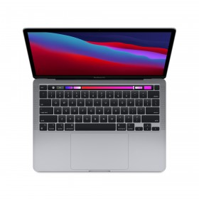 "Apple MacBook Pro Notebook 33.8 cm (13.3"") 2560 x 1600 pixels Apple M 8 GB 256 GB SSD Wi-Fi 6 (802.11ax) macOS Big Sur Grey"