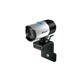Microsoft LifeCam Studio for Business webcam 1920 x 1080 pixels USB 2.0 Noir, Argent