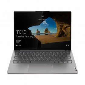 "Lenovo ThinkBook 13s G2 ITL LPDDR4x-SDRAM Notebook 33.8 cm (13.3"") 2560 x 1600 pixels 11th gen Intel® Core™ i7 16 GB 512 GB SSD"