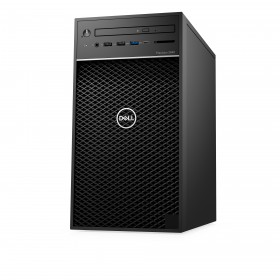 DELL Precision 3640 DDR4-SDRAM W-1270P Tower Intel® Xeon® W 16 GB 256 GB SSD Windows 10 Pro Arbeitsstation Schwarz