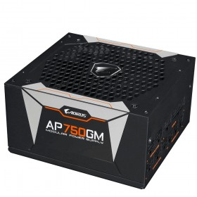 Gigabyte AP750GM power supply unit 750 W 20+4 pin ATX ATX Black