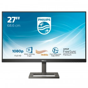 "Philips E Line 272E1GAEZ 00 LED display 68,6 cm (27"") 1920 x 1080 pixels Full HD Noir"