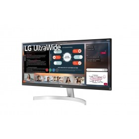 "LG 29WN600 monitor piatto per PC 73,7 cm (29"") 2560 x 1080 Pixel UltraWide Full HD Argento"
