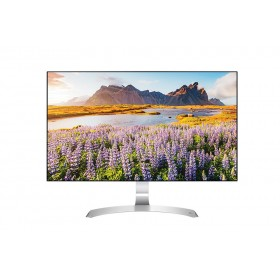 "LG 27MP89HM-S LED display 68,6 cm (27"") 1920 x 1080 pixels Full HD Noir, Blanc"