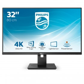 "Philips B Line 328B1 00 LED display 80 cm (31.5"") 3840 x 2160 Pixel 4K Ultra HD Nero"