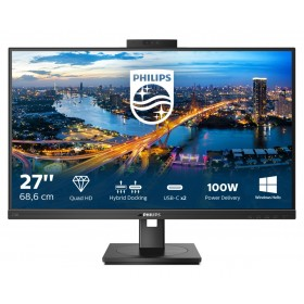 "Philips B Line 276B1JH 00 monitor piatto per PC 68,6 cm (27"") 2560 x 1440 Pixel Quad HD LCD Nero"