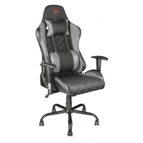 Trust GXT 707G Resto Universal gaming chair Black, Grey