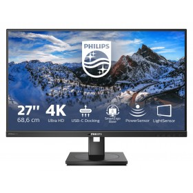 "Philips 279P1 00 LED display 68.6 cm (27"") 3840 x 2160 pixels 4K Ultra HD Black"