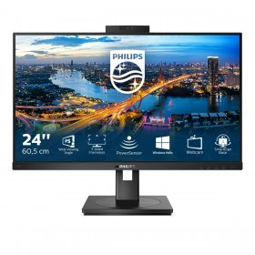 "Philips B Line 242B1H 00 LED display 60.5 cm (23.8"") 1920 x 1080 pixels Full HD Black"