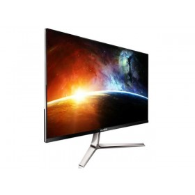 "YASHI Pioneer 61 cm (24"") 1920 x 1080 pixels Full HD LED Black, Silver"