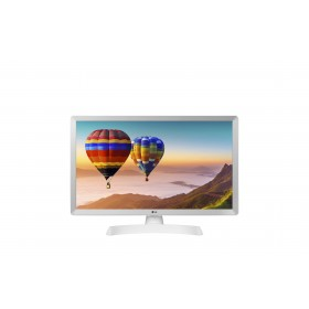"LG 24TN510S-WZ.API TV 61 cm (24"") HD Smart TV Wi-Fi Bianco"