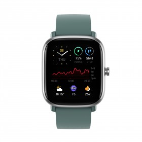 "Amazfit GTS 2 mini 3.94 cm (1.55"") 40 mm AMOLED Green"