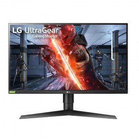 LG 27GN750-B LED display 68,6 cm (27 Zoll) 1920 x 1080 Pixel Full HD Schwarz, Rot