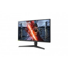 "LG 27GN750-B LED display 68,6 cm (27"") 1920 x 1080 Pixeles Full HD Negro, Rojo"