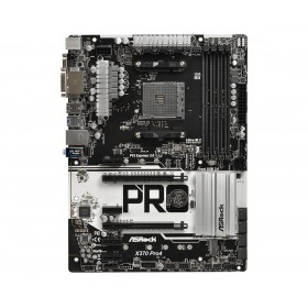Asrock X370 Pro4 AMD X370 Socket AM4 ATX
