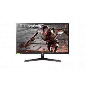 LG 32GN500-B LED display 80 cm (31.5 Zoll) 1920 x 1080 Pixel Full HD Schwarz, Rot